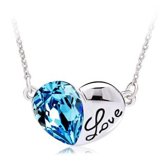 Halskette Love Swarovski Elements Kristall