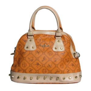 giullia pieralli handtasche orange