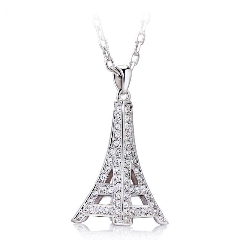 Halskette Eiffelturm