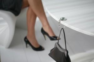 Handtaschenhalter von Handbag Butler