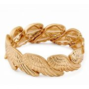 Flügel Armband Wings gold