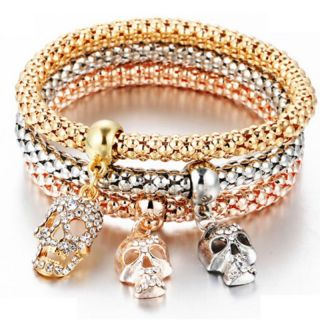 Armband Set multicolour Charms